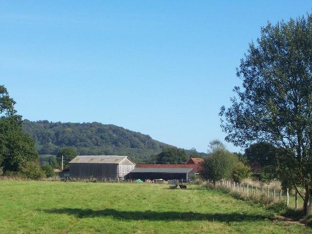 Alfords Farm, Milland