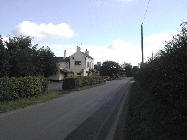 Calverton Road, east of Ravenshead