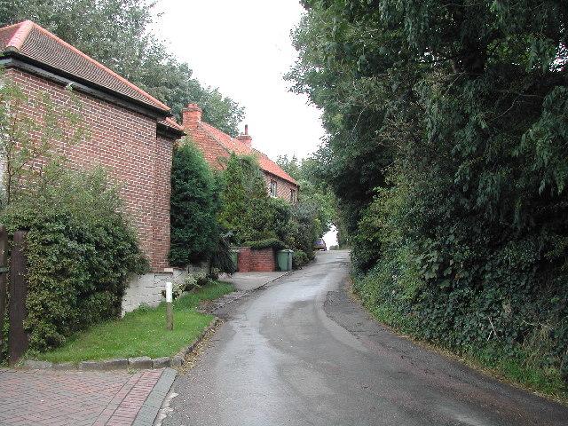 Ricket Lane, Blidworth