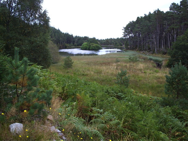 Carbisdale loch