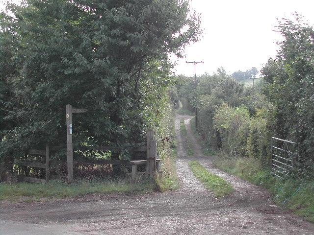 Public Footpath to Blidworth