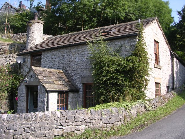 House near Litton Mill (from the south-east)