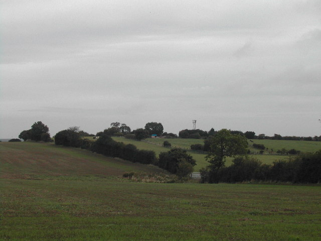Communications Mast on New Lane
