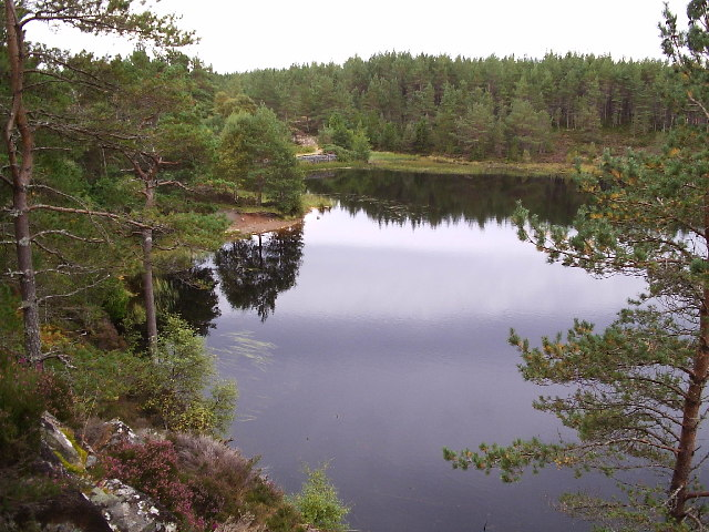 The Wee Loch with no name