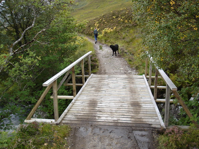 Bridge of the Allt Coire Leachavie