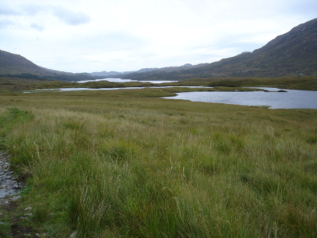 Loch Coulavie