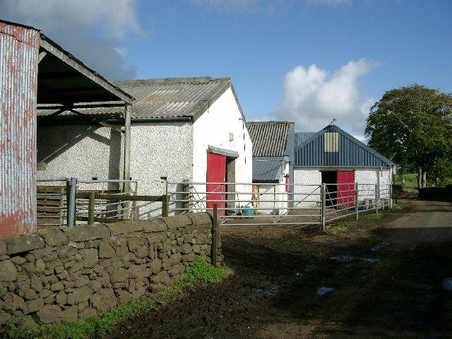 Hill of Blackburn Farm