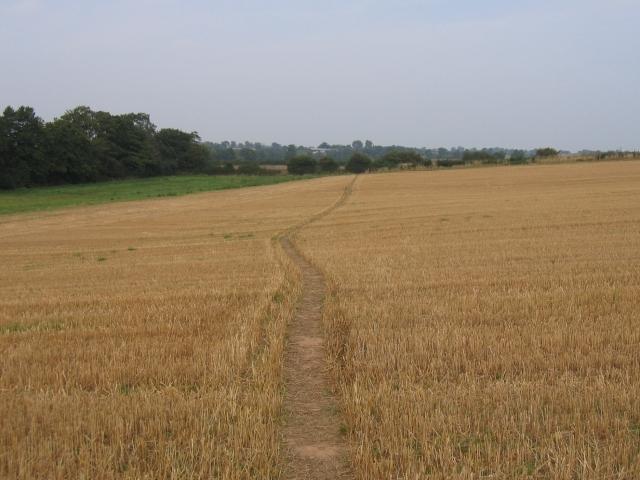 Footpath to Kenilworth
