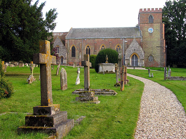 St Martins Church: East Woodhay