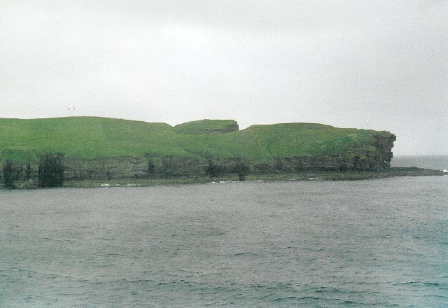 Holborn Head, from the Scrabster ferry