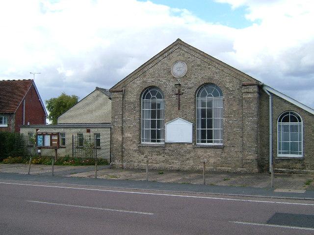 Bocking United Reformed Church, Church Street, Bocking, Braintree