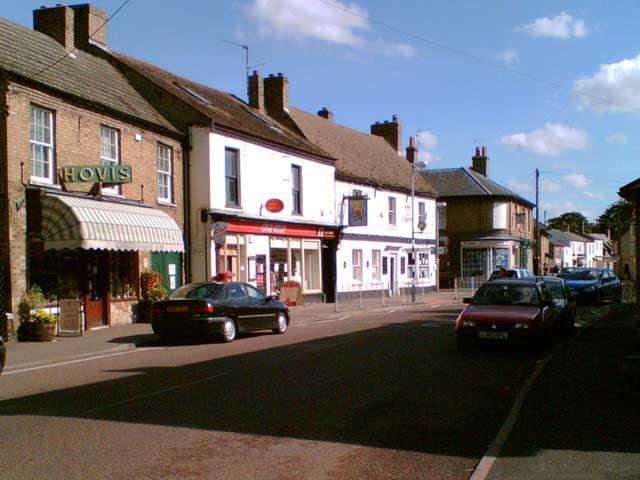 High Street, Somersham
