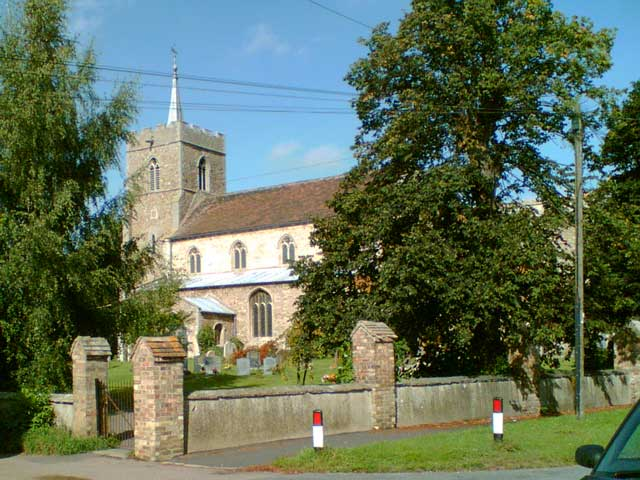 St John The Baptist Church, Somersham