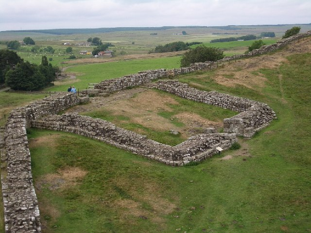 Milecastle 42, Cawfields, Hadrian's Wall