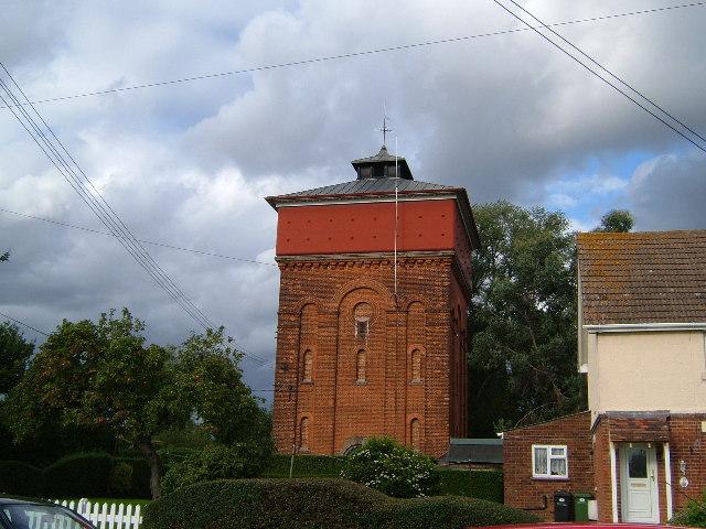 Water Tower, Lyons Hall Road, Bocking, Braintree
