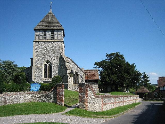 St Stephen's Church, Sparsholt
