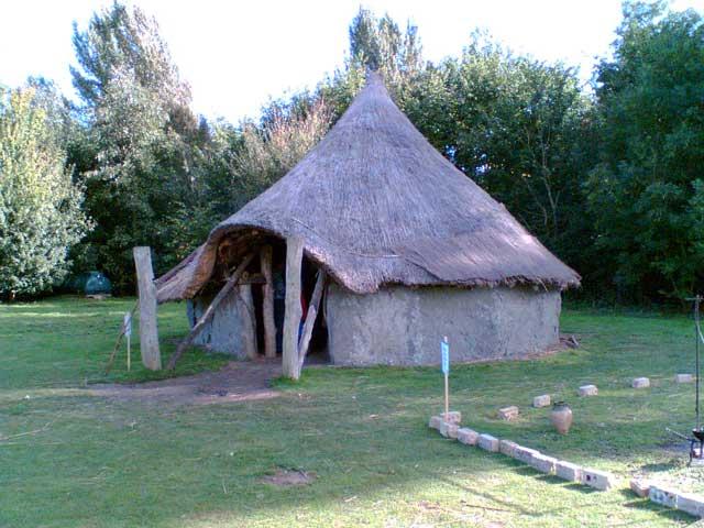 British Round House (Reconstruction)