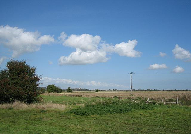 Former Marsh near Winchelsea
