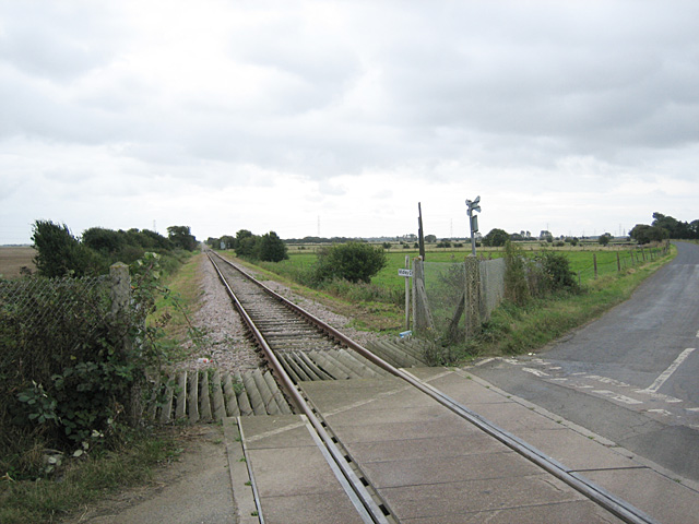 Midley Crossing
