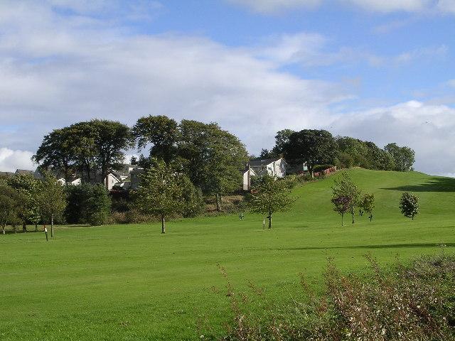 Lenzie Golf Course
