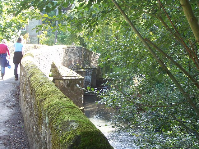 Bridge over River Rother at Iping