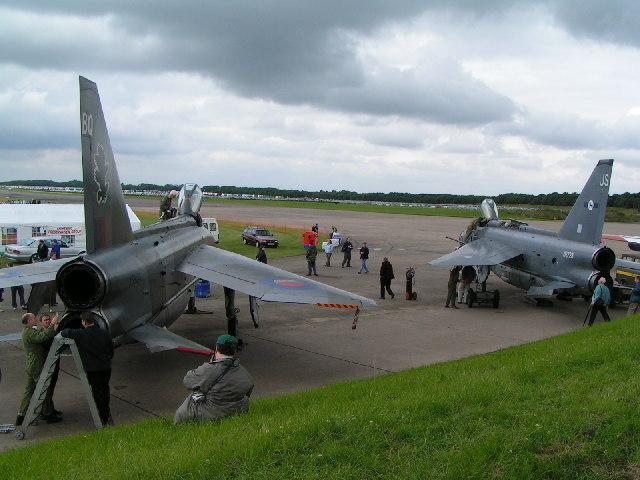 Bruntingthorpe airfield