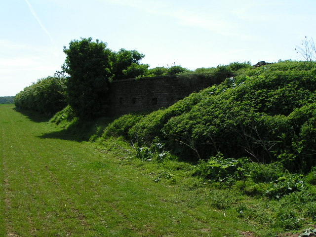 Wartime remains at former RAF Wellingore