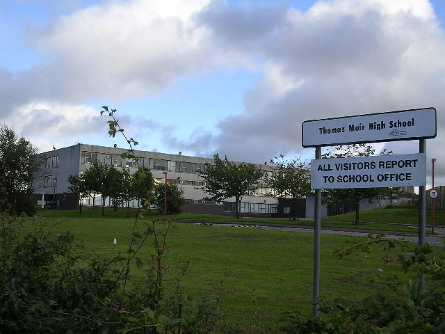 Thomas Muir High School