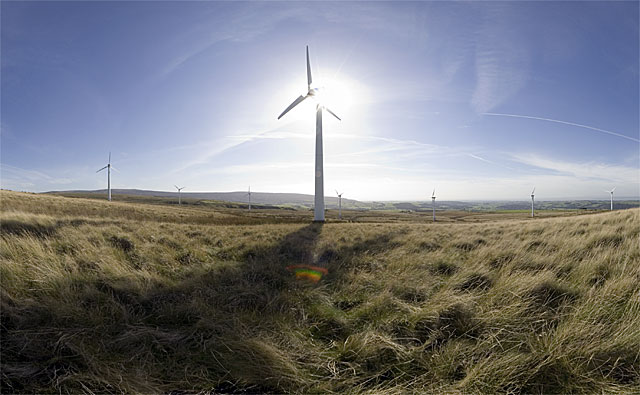 Caton Moor Wind Farm
