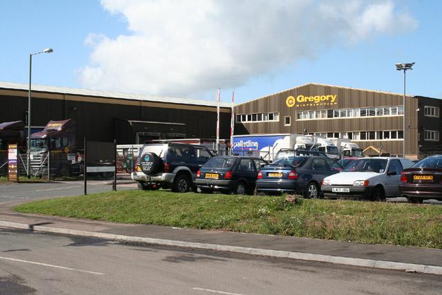 Cullompton: Kingsmill Industrial Estate