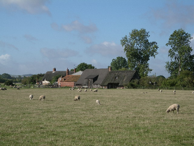 Tulwick Farm near Grove