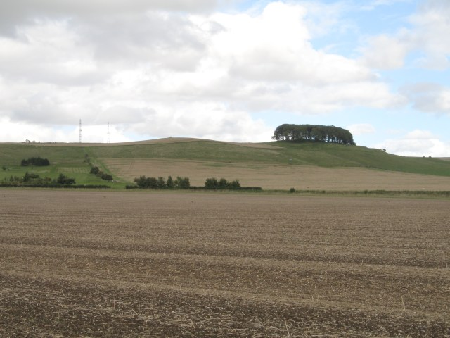 Morgan's Hill from Wessex Ridgeway