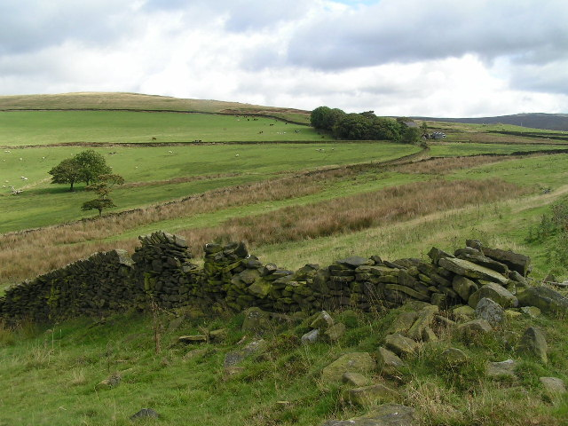 Matley Moor from Harthill