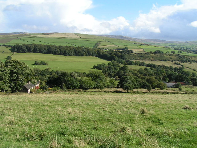 Blake Hall and Lantern Pike