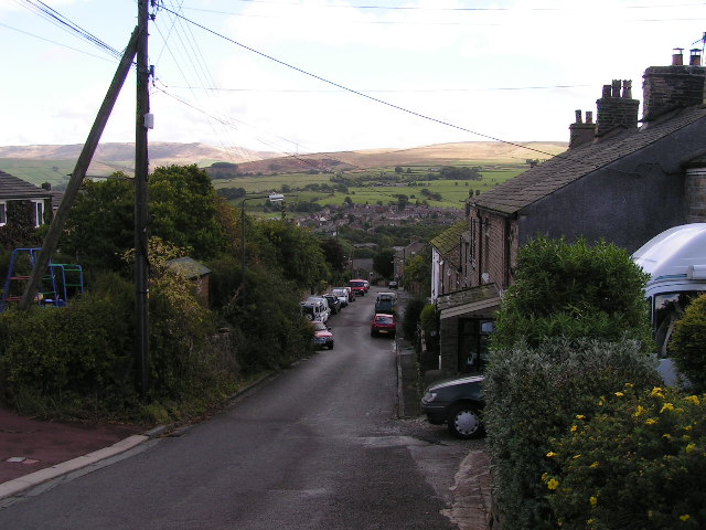 Whitle Road, New Mills