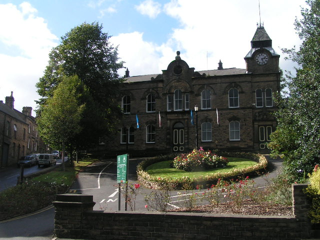 New Mills Town Hall