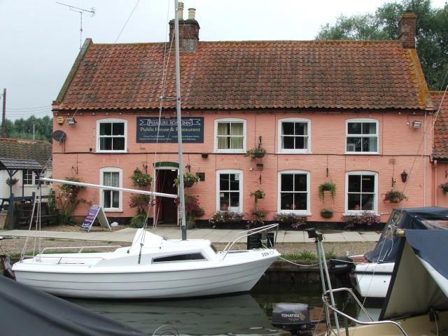 The Pleasure Boat Inn, Hickling Broad