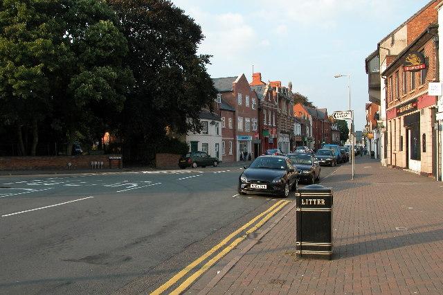 St John's, Worcester
