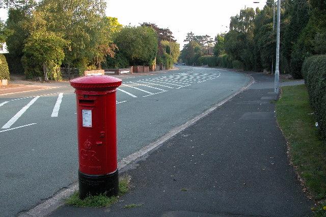 Malvern Road, Worcester