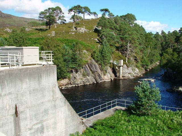 Beannachran Dam
