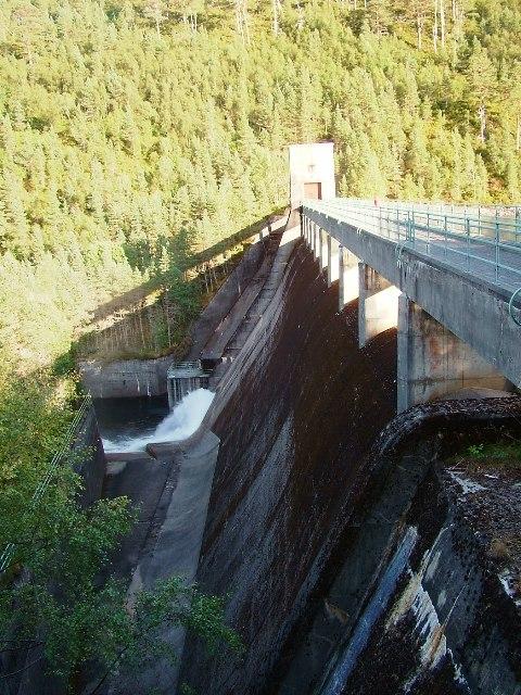 Benevean Dam