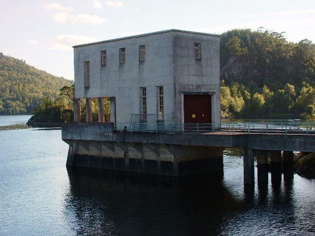 Loch Benevean Intake