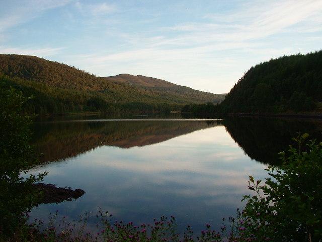 Loch Dundreggan