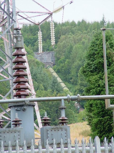 Glenlee Power Station