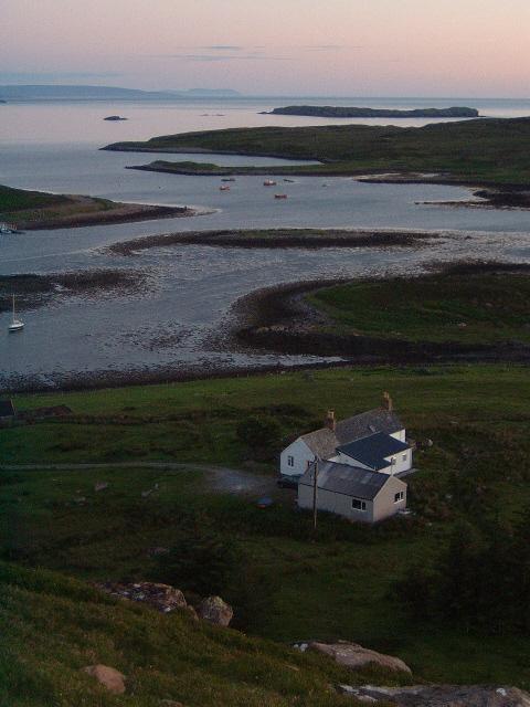 Old Dorney Bay