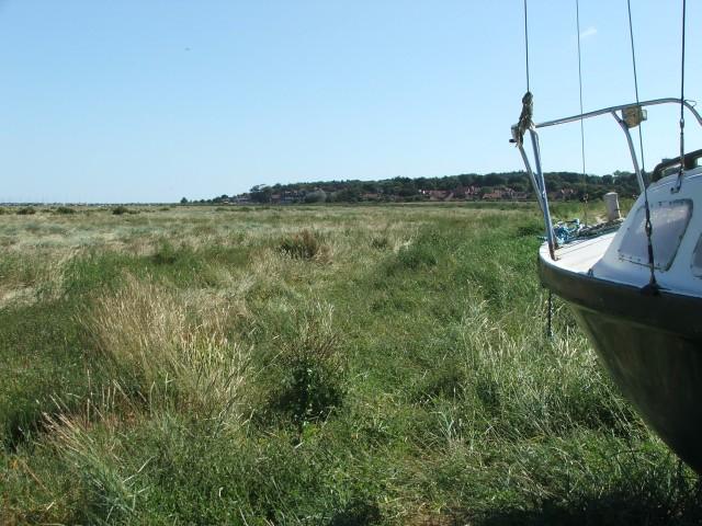 Morston Salt Marsh