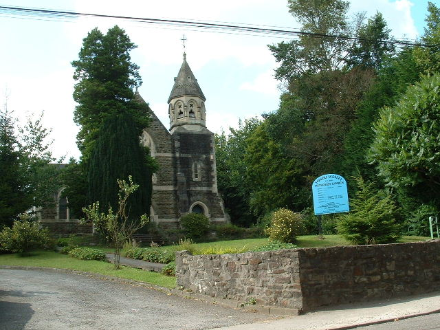 Tondu WESLEY METHODIST CHURCH:: OS grid SS8984 :: Geograph Britain and ...