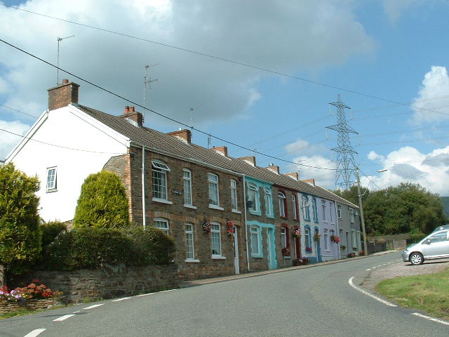 Shwt Cottages