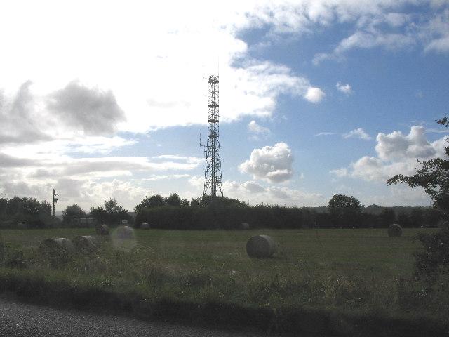 Banner Down mast