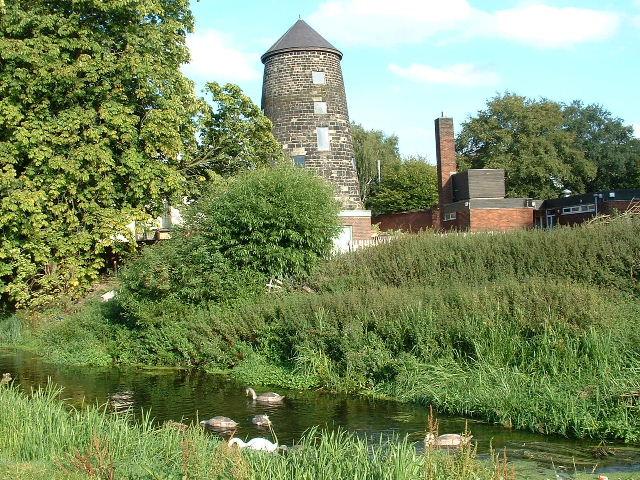 Broad Eye Mill